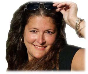 Lisa Grinage - Proprietor of A Pot O' Gold Jewellery Store Toronto