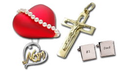 holiday occasion gift cross religious jewellery