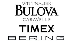 bulova, wittnauer, caravelle, bering, timex
