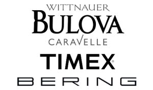 bulova, wittnauer, caravelle, bering, timex
